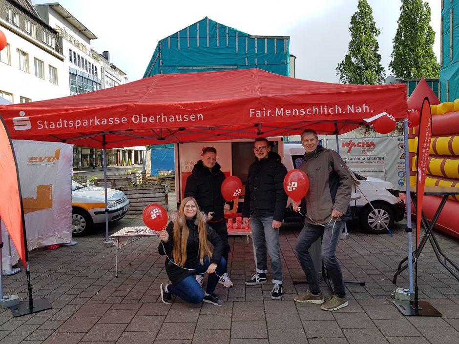 Buntes Treiben in Sterkrade – 38. Spiel- und Sportwochenende mit vielen Attraktionen
