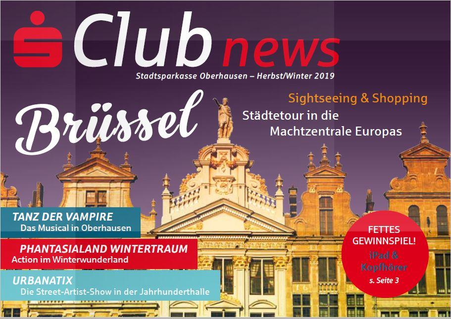 S-Club News Herbst/Winter2019