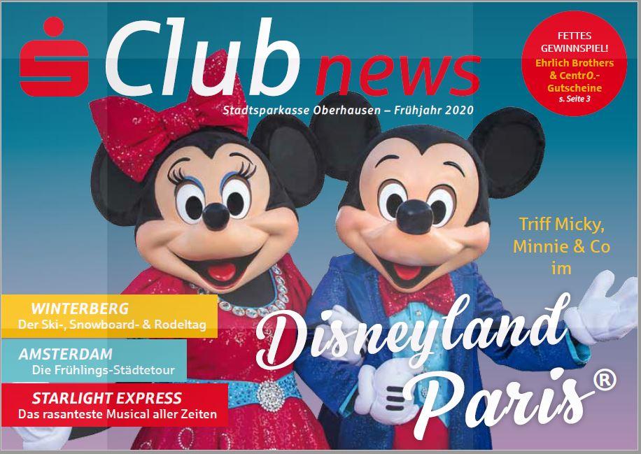 S-Club News Frühjahr 2020