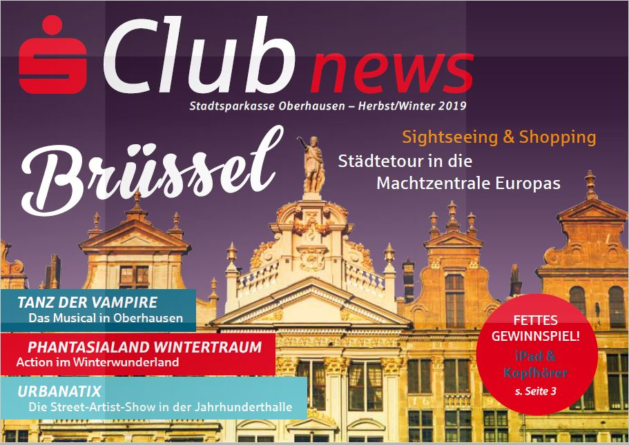 S-Club News Herbst/Winter2019