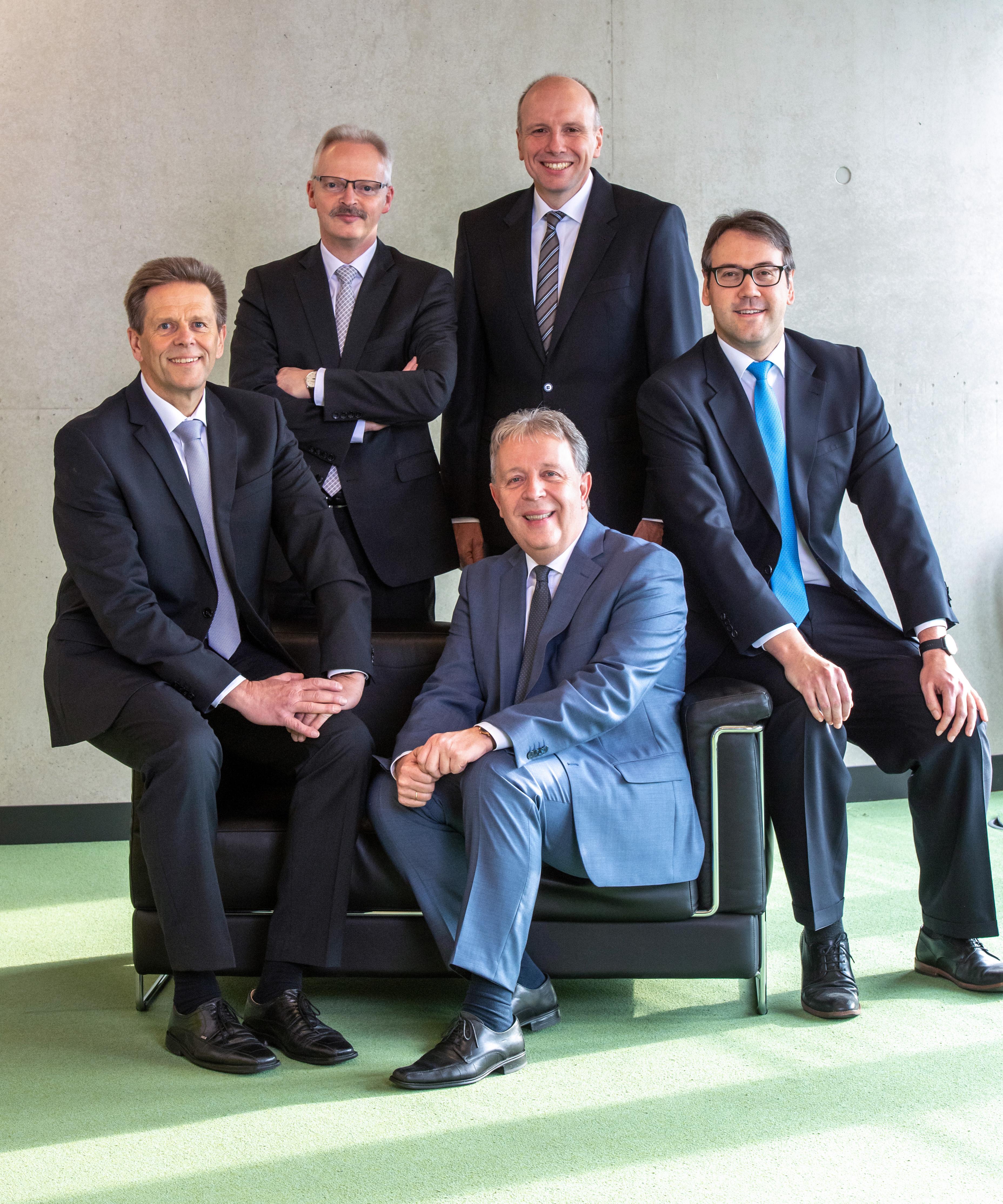 Stadtsparkasse Oberhausen mit neuem Vorstand – Finanzdienstleister stellt Weichen für die Zukunft
